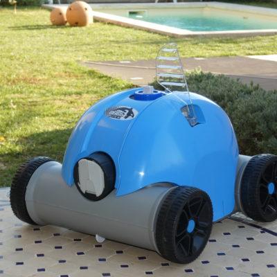 Poolrobot Orca 50CL, batteridriven,