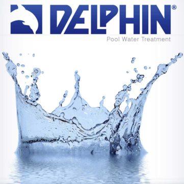 Delphinpool, ta hand om ditt poolvatten