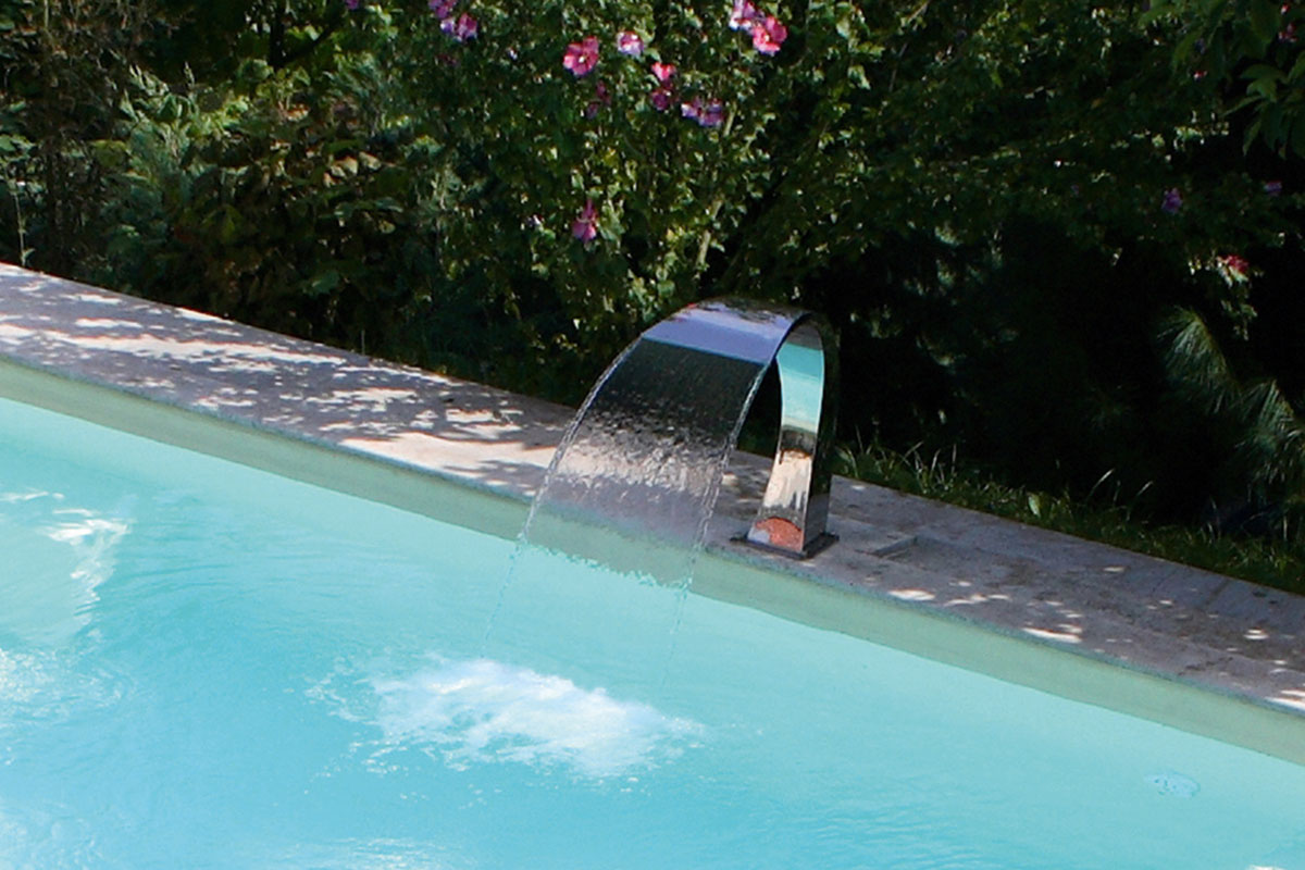 Poolfontän